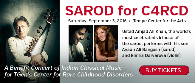 Labor Day Weekend - SAROD for C4RCD Concert