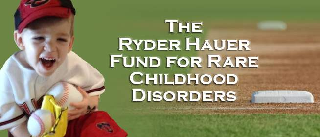 The Ryder Hauer Fund for Rare Childhood Disorders