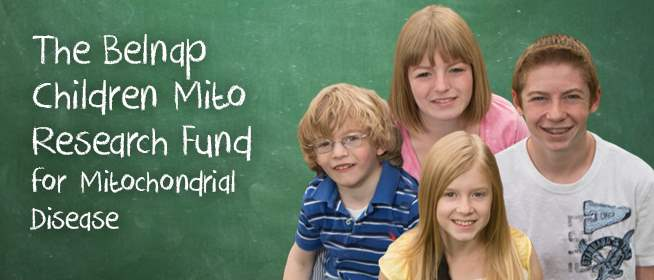 The Belnap Children Mito Research Fund