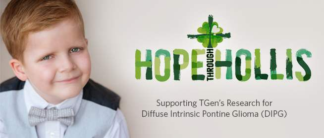 Hope Through Hollis Fund - Moving the Needle in DIPG Therapy