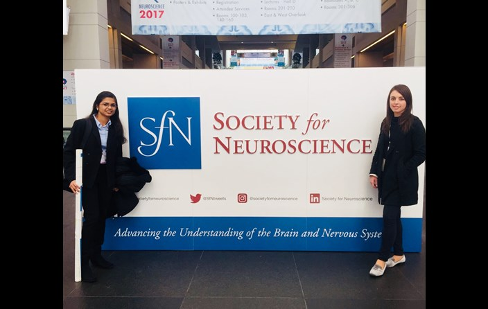 TGen Scientists Attend Society for Ne...