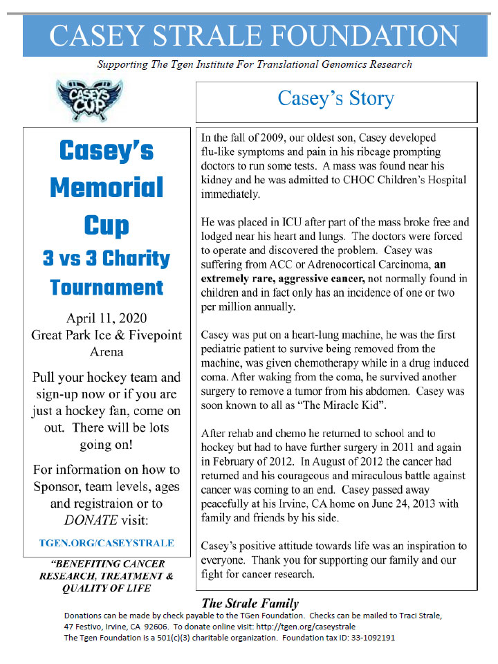Casey Strale Foundation